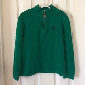 Gently worn 1/4 zip sweater